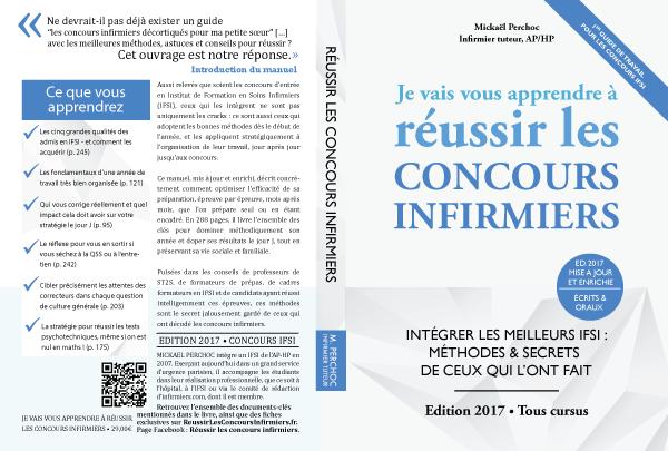 La couverture de Je Vais Vous Apprendre à Réussir les Concours Infirmiers 2016 !